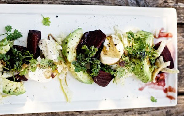 Beet-&-Avocado-Salad-with-Fresh-Mozzarella-and-Fennel